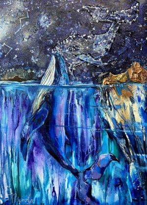 Миры синих китов.